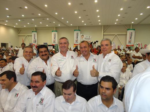 Alcaldes, plaga de Tamaulipas