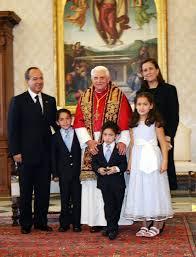Calderón papa