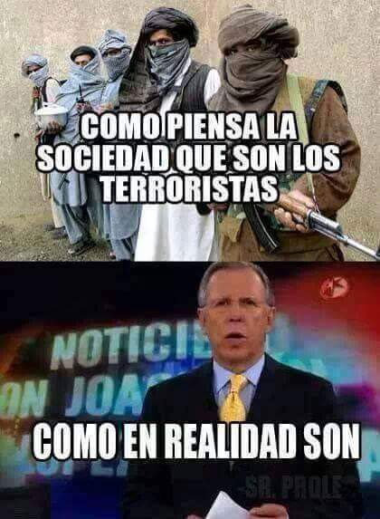 Dóriga Terroristas