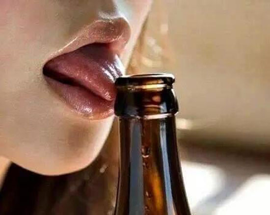 Lengua botella
