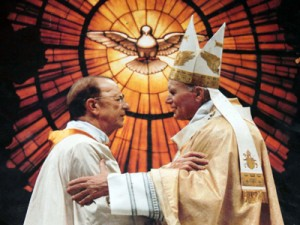 Maciel y el Papa II