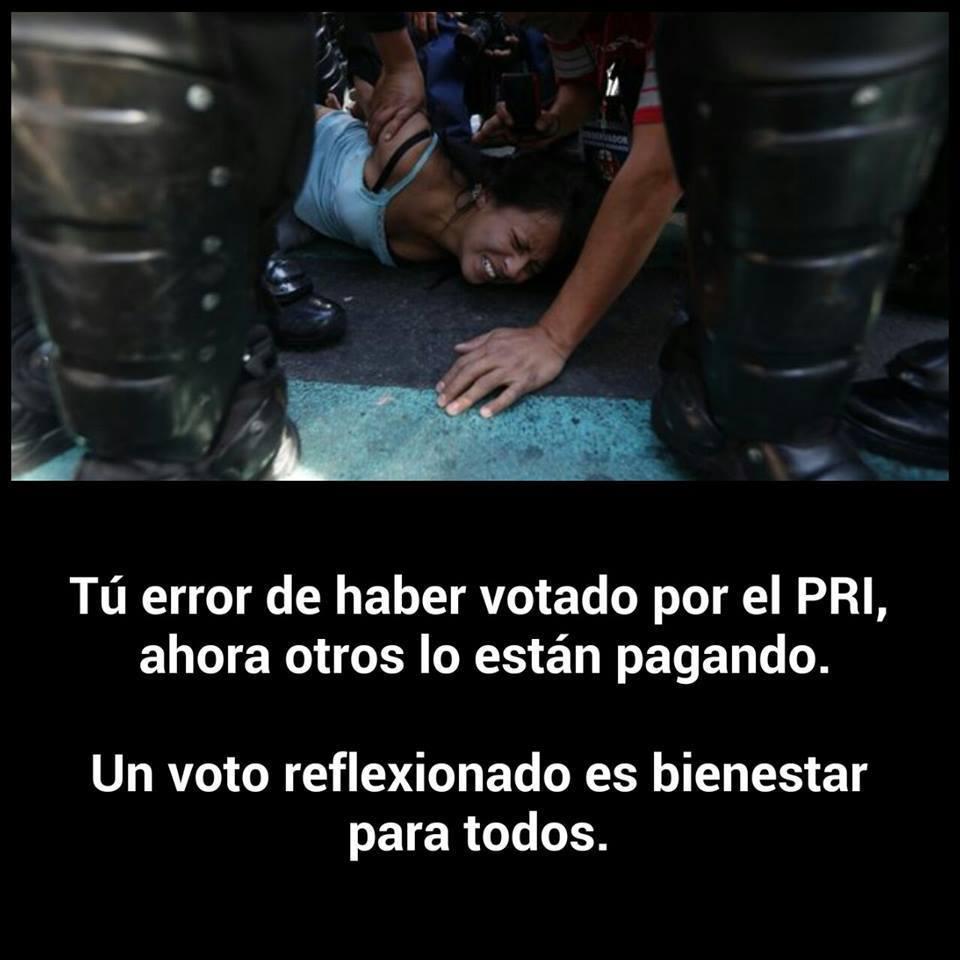 PRI error