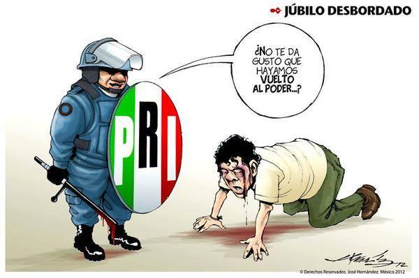 mexico dictadura del pri pdf