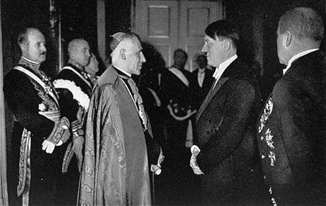 Pio XII e Hitler