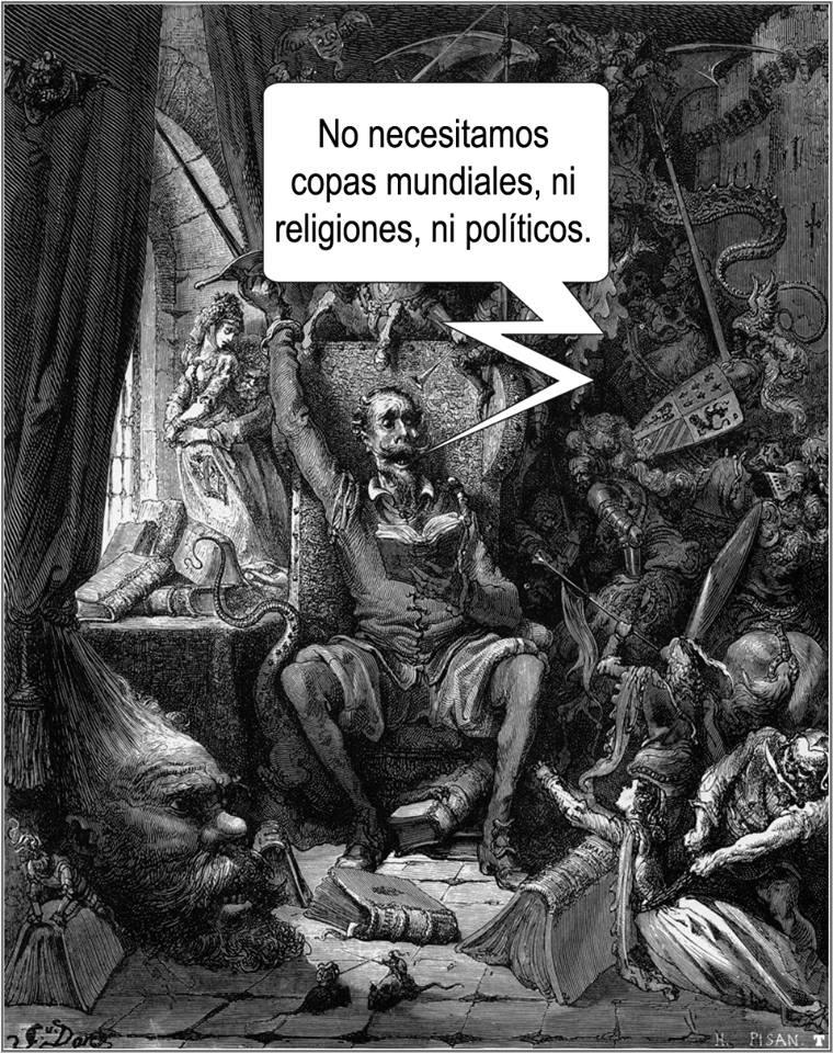 Quijote mandoré