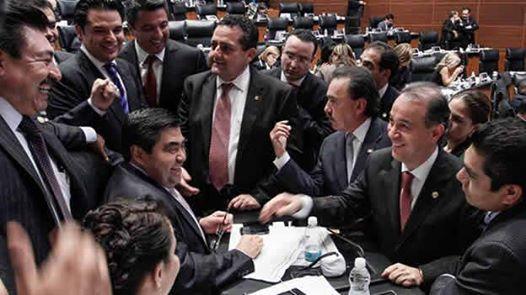 Senadores, billete