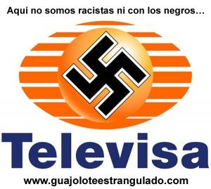 Televisa racista...