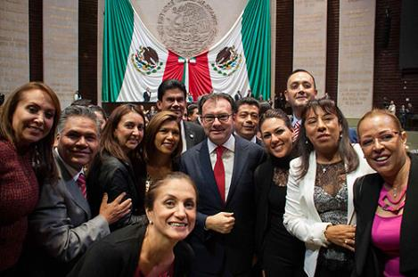 Videgaray Congreso