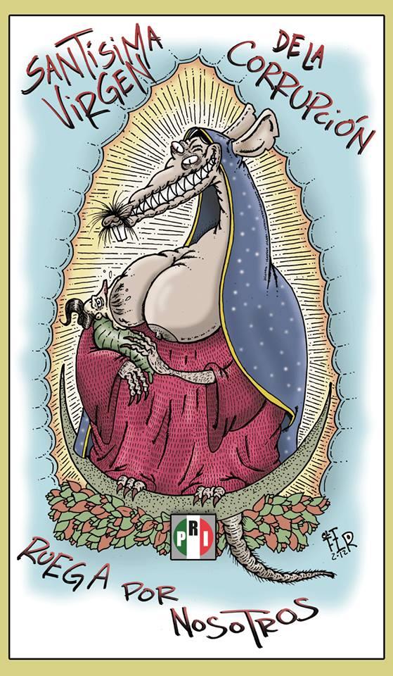 Virgen de la corrupciòn