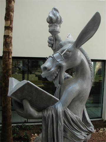 monumento al burro